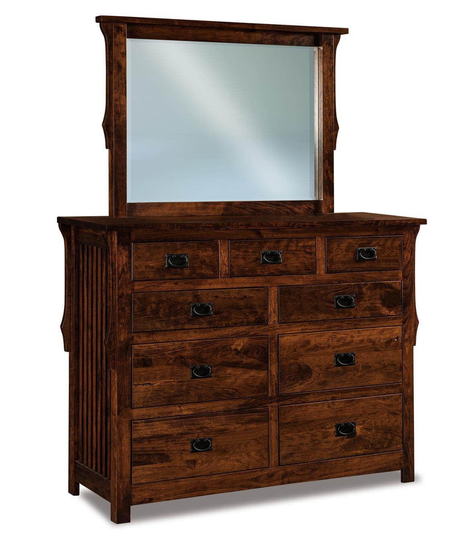 Almeda 9-Drawer Dresser