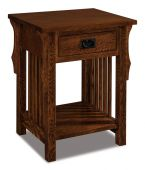 Almeda Open Nightstand