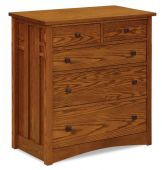 Alpine 5-Drawer Child's Chest