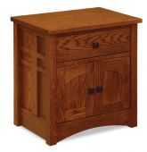 Alpine Small Nightstand
