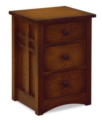 Alpine Tall Nightstand