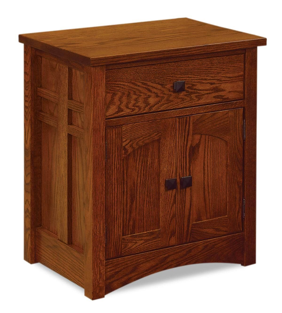 Alpine 2-Door Nightstand