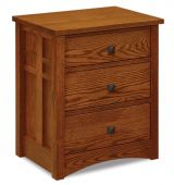 Alpine Bedroom Nightstand