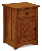 Alpine Door Nightstand