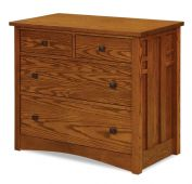 Alpine 4-Drawer Child's Chest