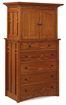 Alpine Chest Armoire