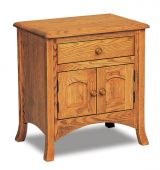 Bradley 2-Door Nightstand