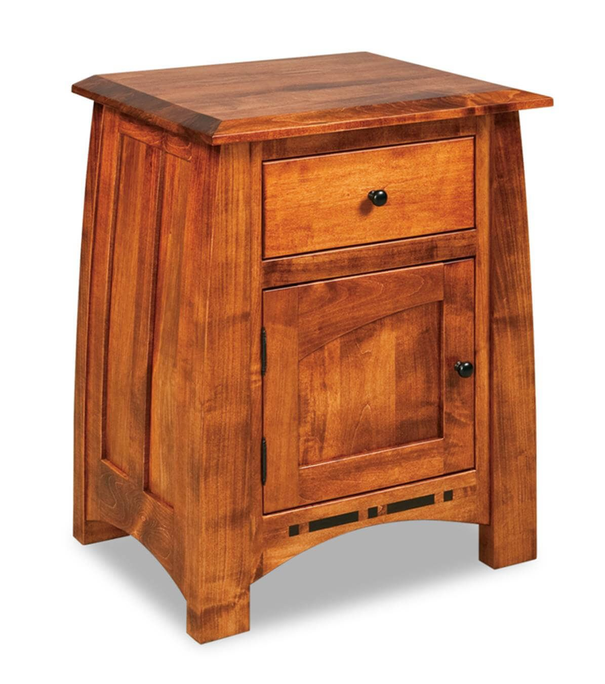 Castle Rock Door Nightstand