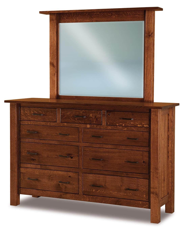 Harper Dresser with Mirror