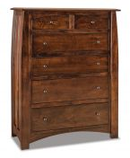Castle Rock 6-Drawer Bureau