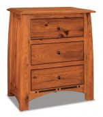 Castle Rock Bedroom Side Table