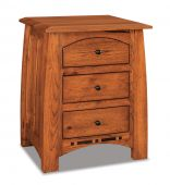 Castle Rock Bedside Table