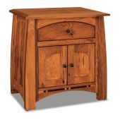 Castle Rock Cabinet Night Table