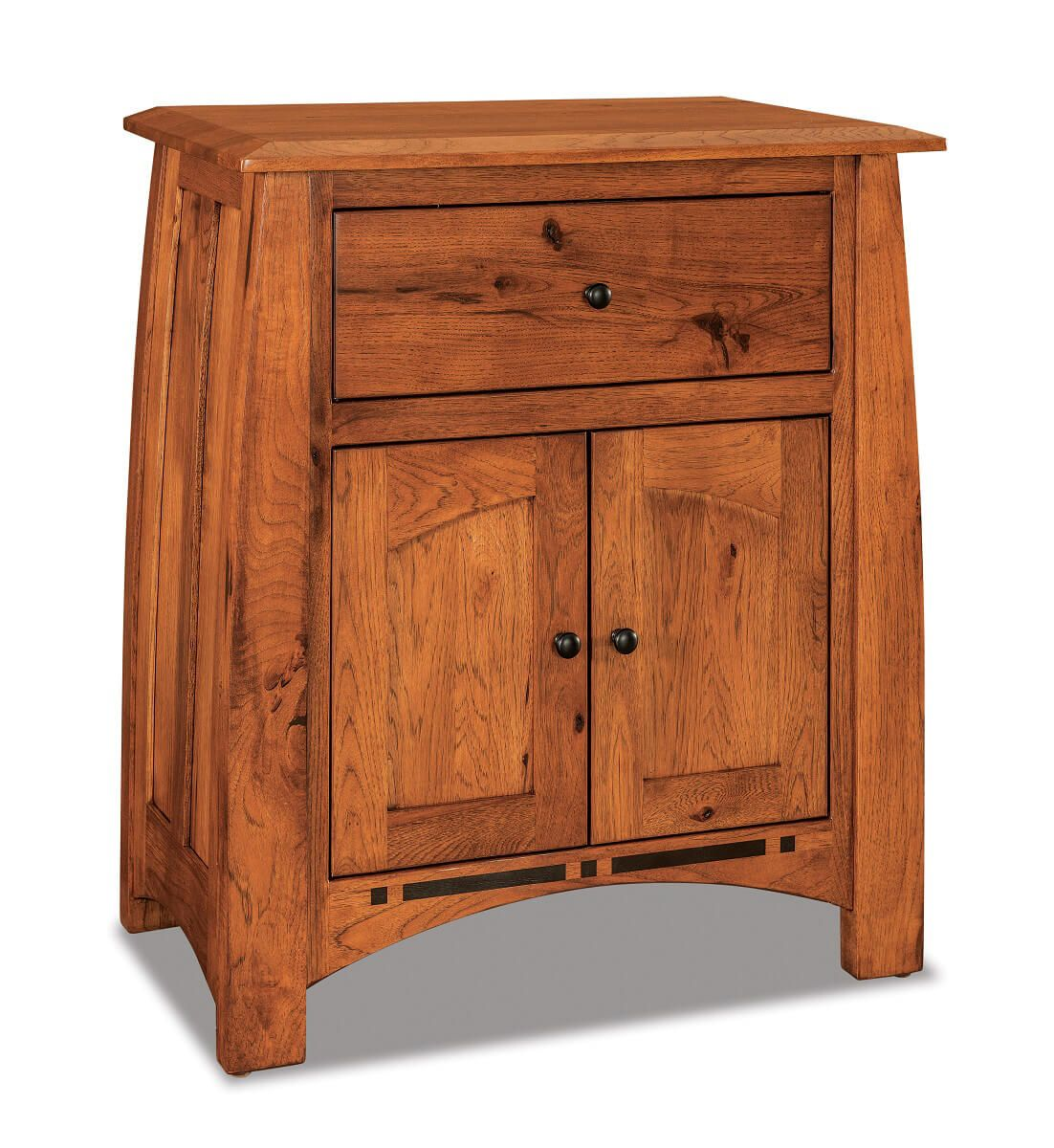 Castle Rock Double Door Nightstand