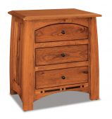 Castle Rock Narrow Nightstand