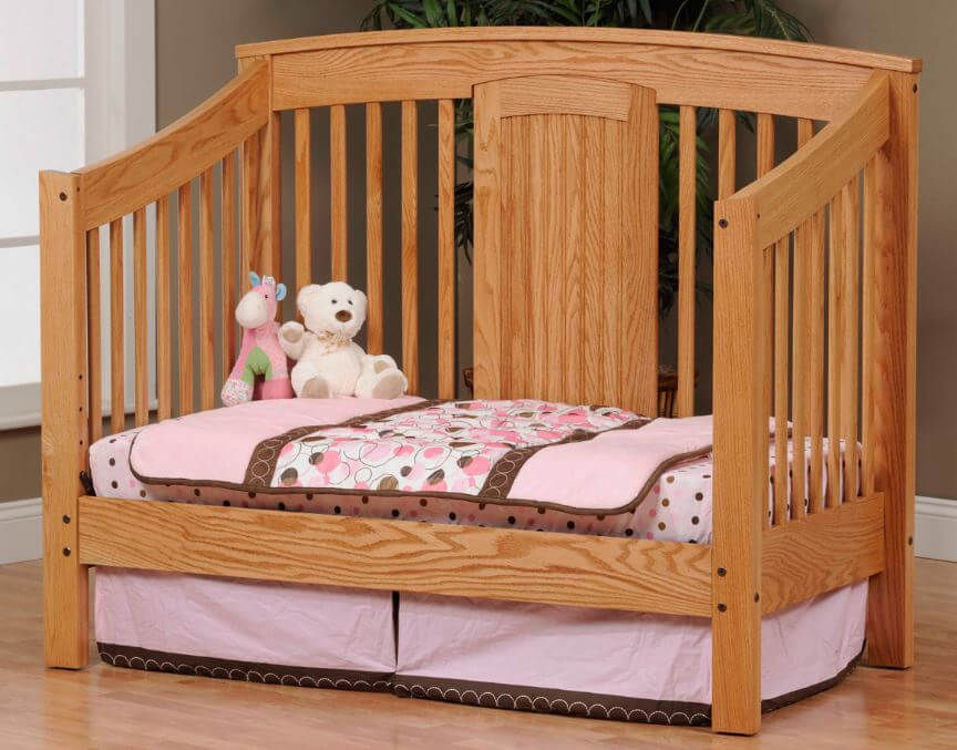 Denbigh Daybed without safety rail