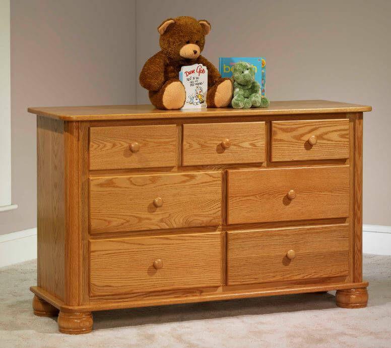 Denbigh Dresser in Oak with Summer Sun stain