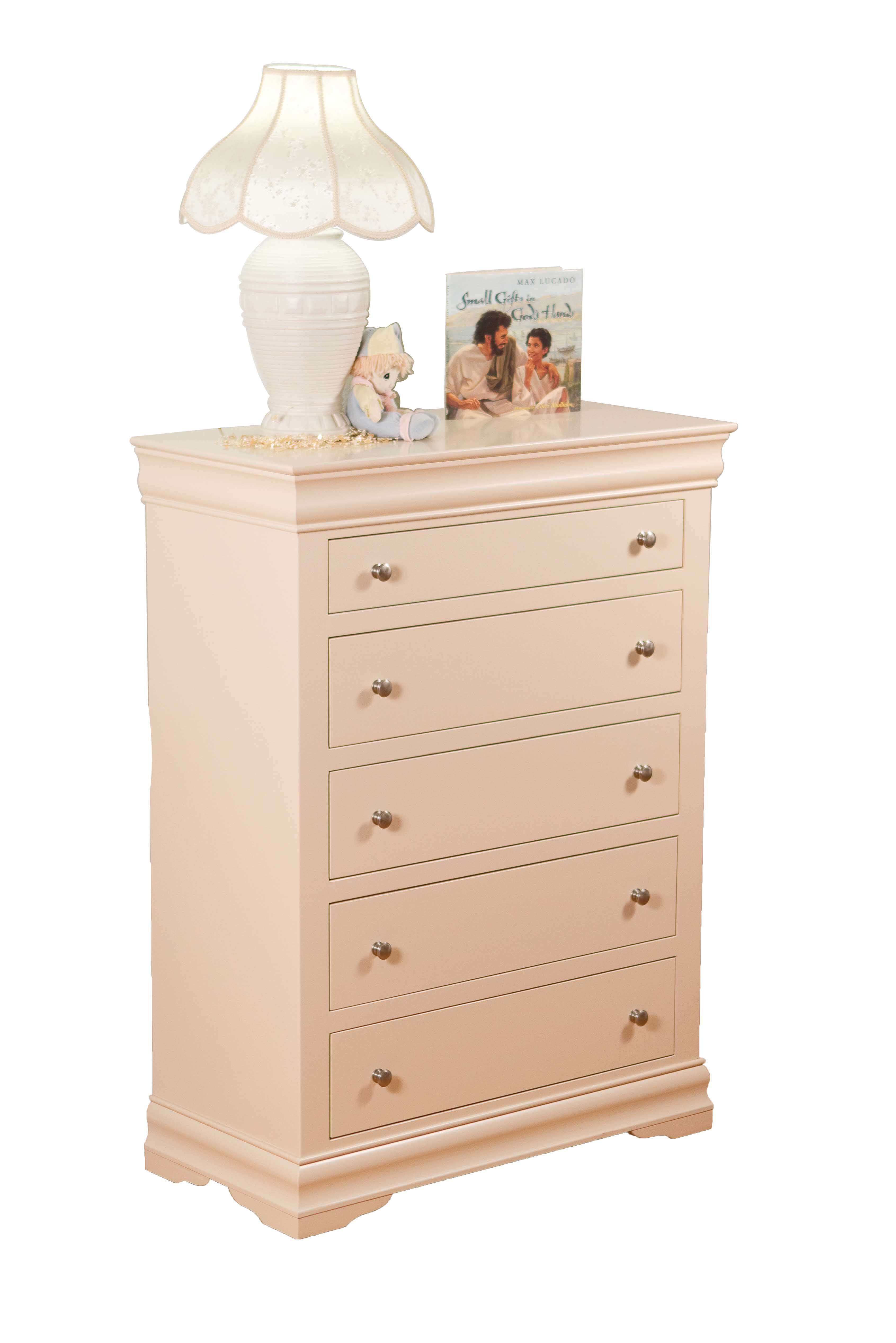 French Country Chest of Drawers