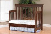 French Country Daybed without safety rail