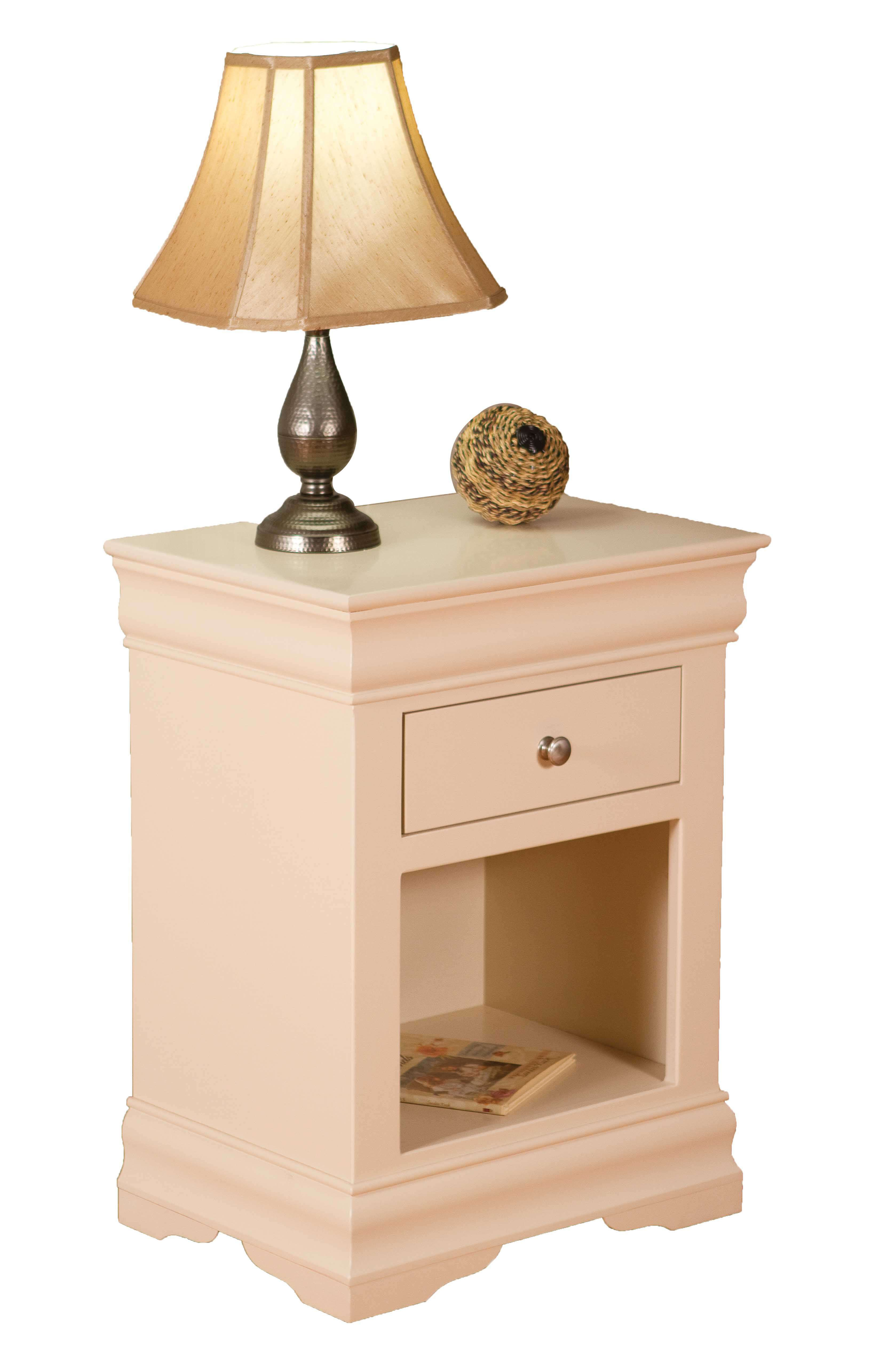 French Country Amish Nightstand