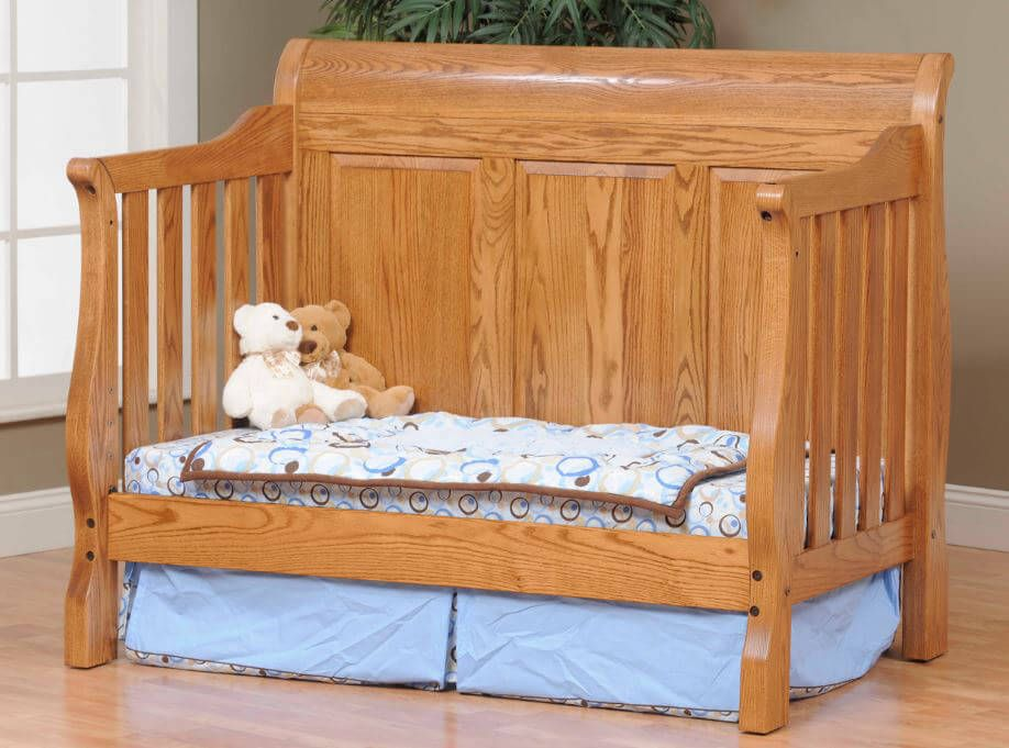 Geneva Panel Daybed without safety rail