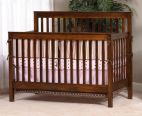 Peaceful Dreams Slat Crib