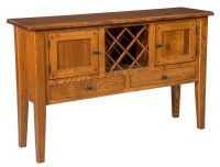 Santiago Mission Style Sideboard
