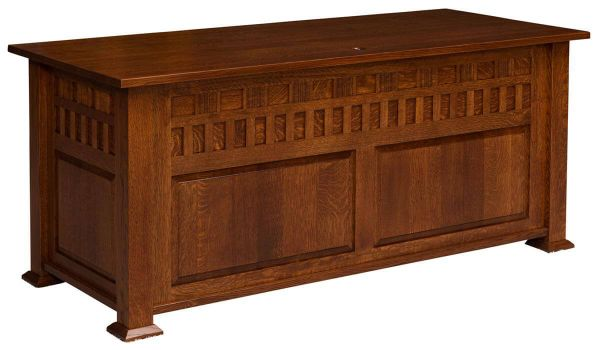 Annapolis Executive Desk Back