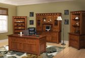 Annapolis Craftsman Office Set