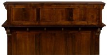 Augustana File Desk with topper