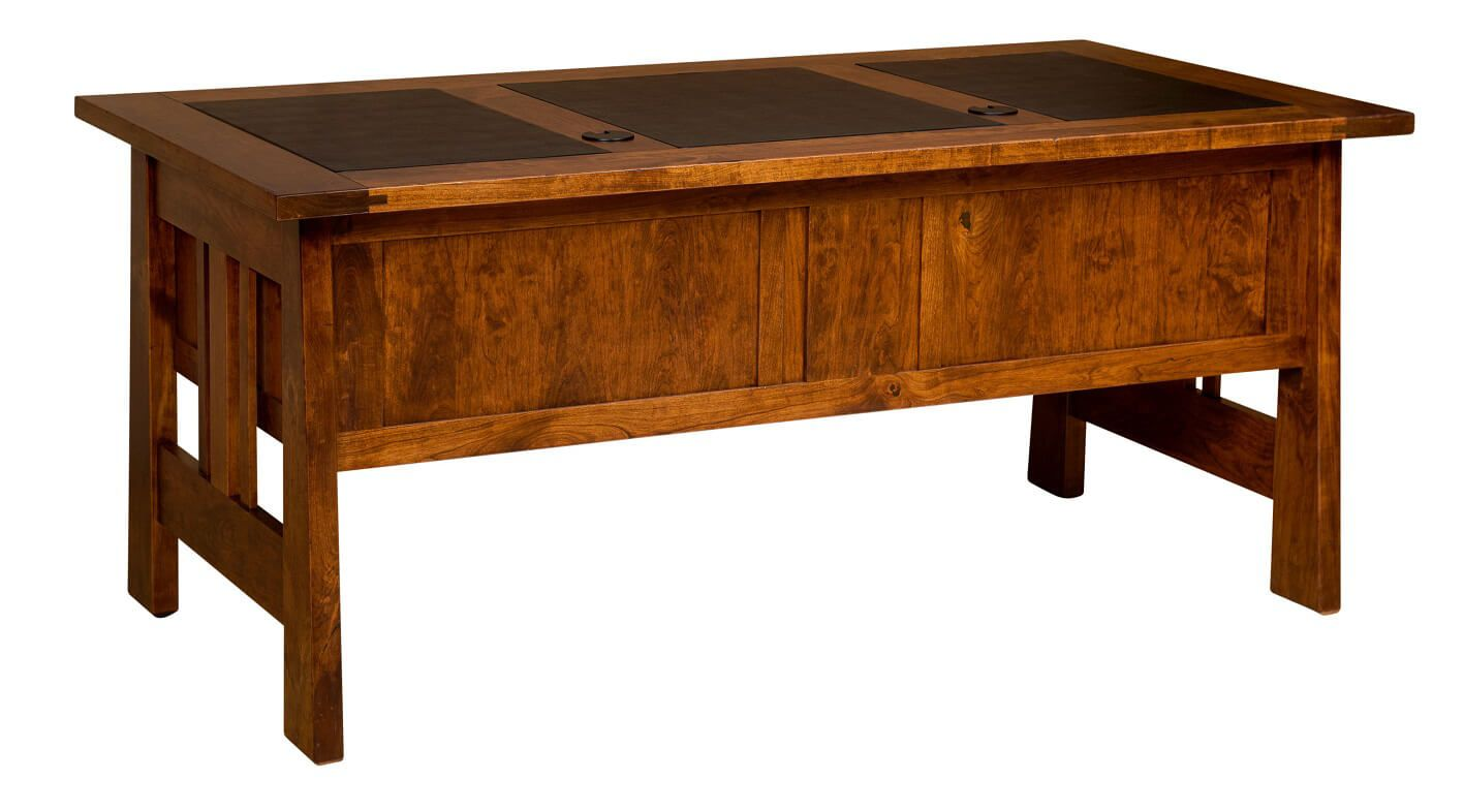 Faywood Computer Desk with finished back