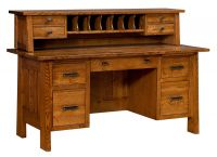 Hartington Deluxe Office Desk