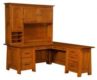 Hartington L-Shaped Desk