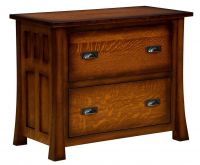 Mission Canyon Lateral File Cabinet