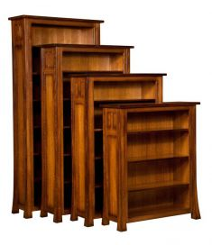 Mission Canyon Bookcase
