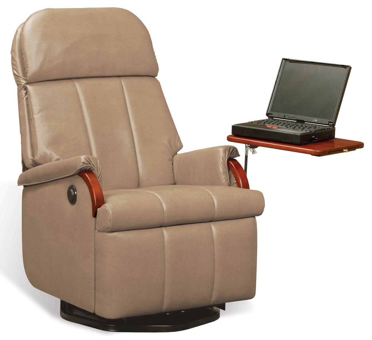 Pembridge Recliner with computer table