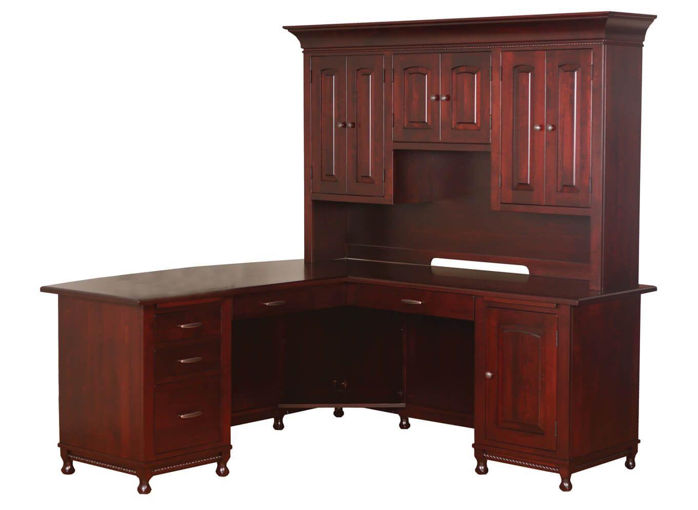 Birmingham L-Shaped Desk