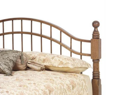 Spindle Bed Headboard