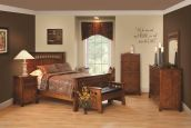 Mission Canyon Bedroom Furniture Set.
