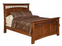 Mission Canyon Panel Bed