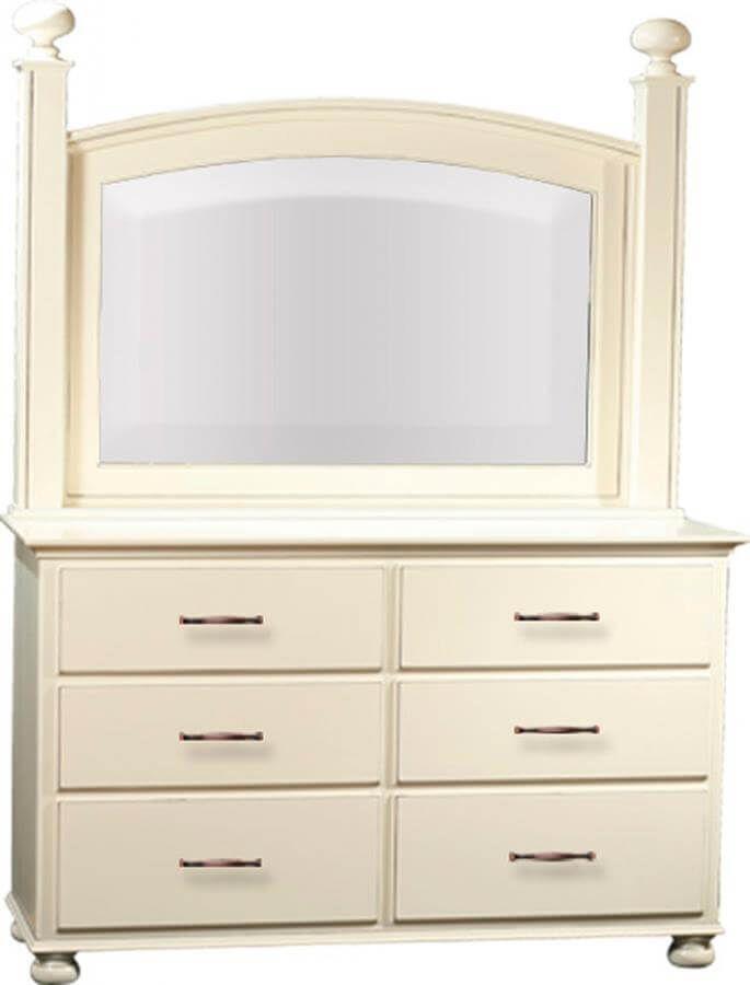 Madeline Dresser with Mirror