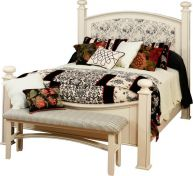 Madeline Fabric Upholstered Bed