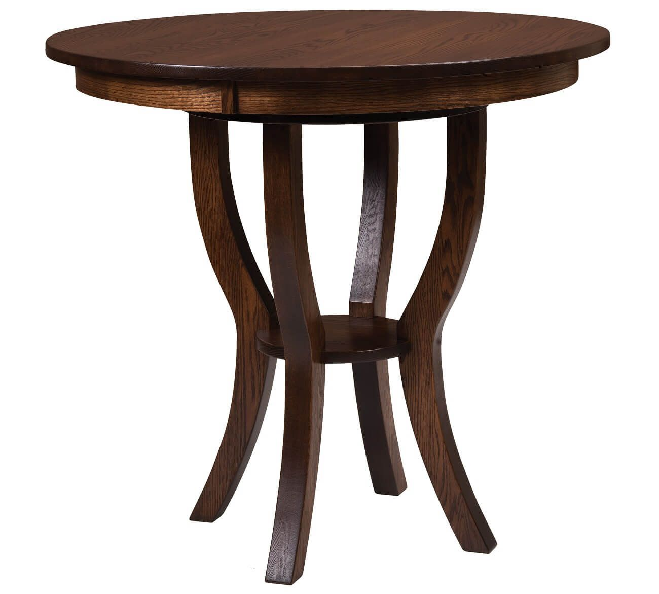 Dunwoody Round French Bistro Table
