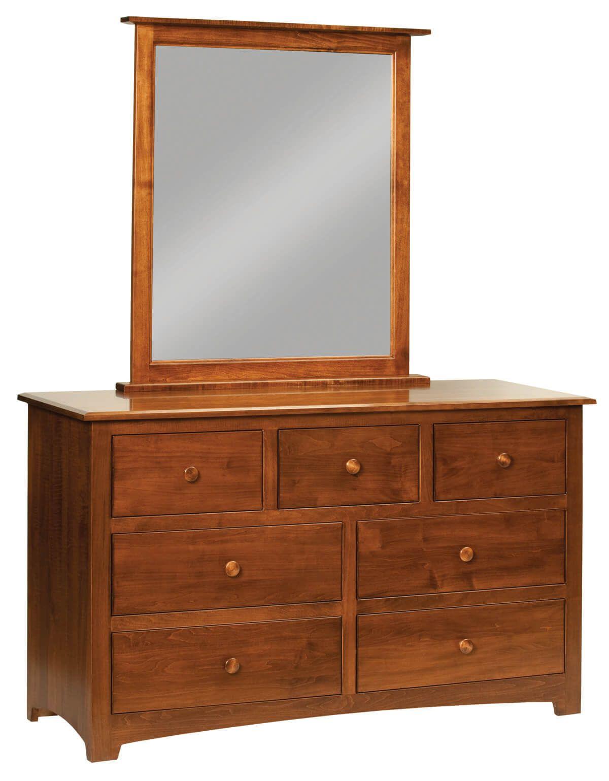 Salinas Mirror Dresser