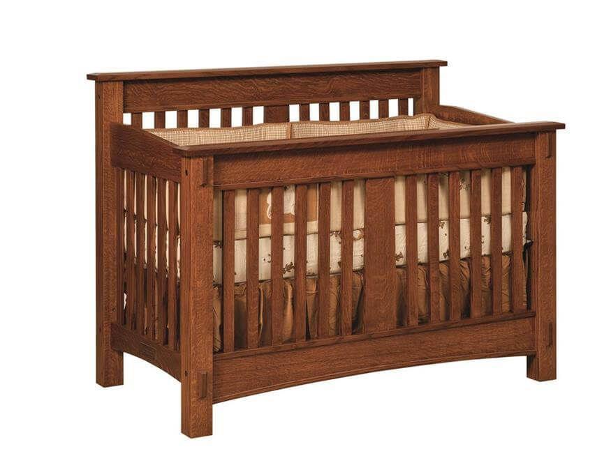 San Marino Baby Crib