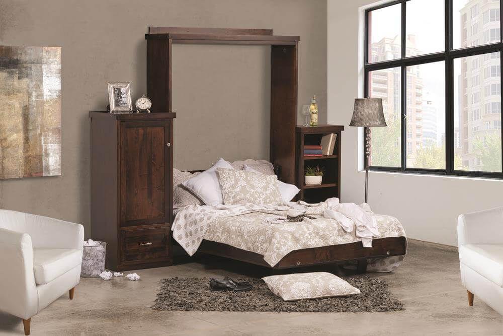 Chardonnay Wall Bed