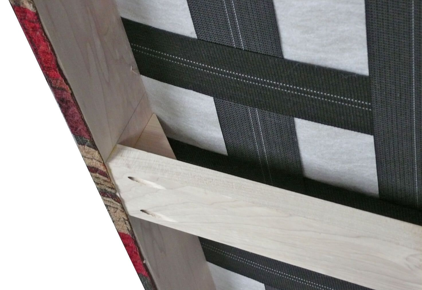Wooden Block Bracing