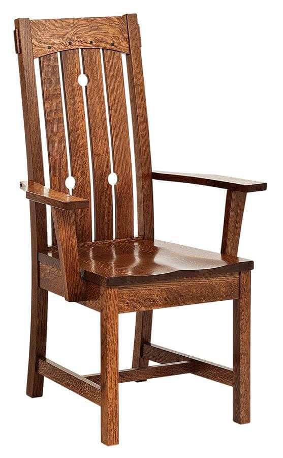 Mission and Arts and Crafts Chair