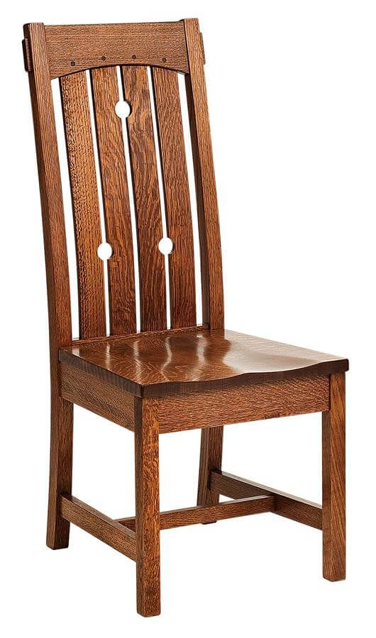 Eagle Creek Mission Side Chair