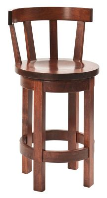 Everglades Swivel Counter Stool